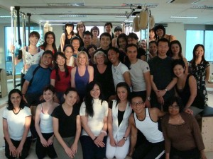 Pat Guyton Pilates - Singapore Workshop