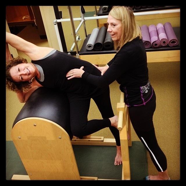 Pilates as exercise