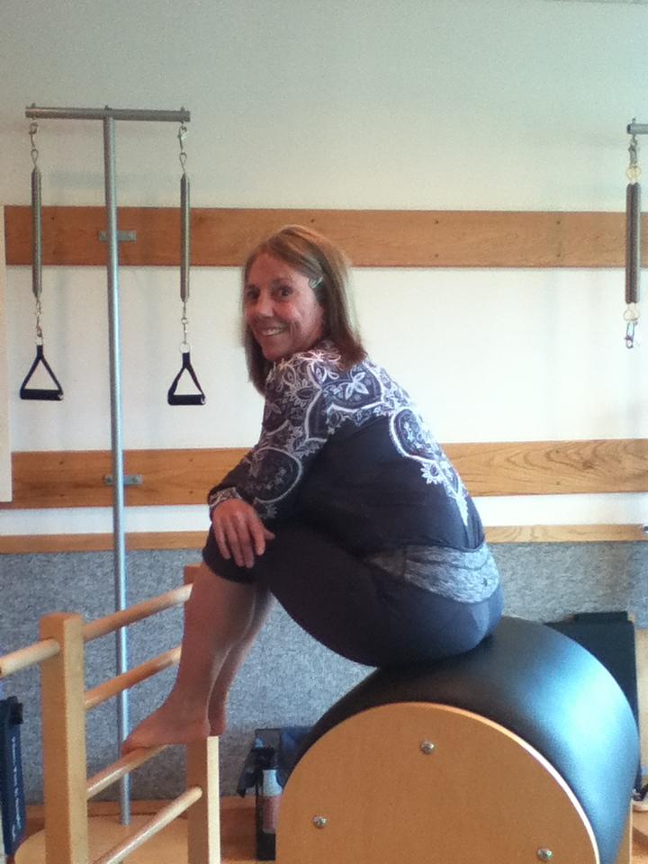 Pat Guyton of the Pat Guyton Pilates studio